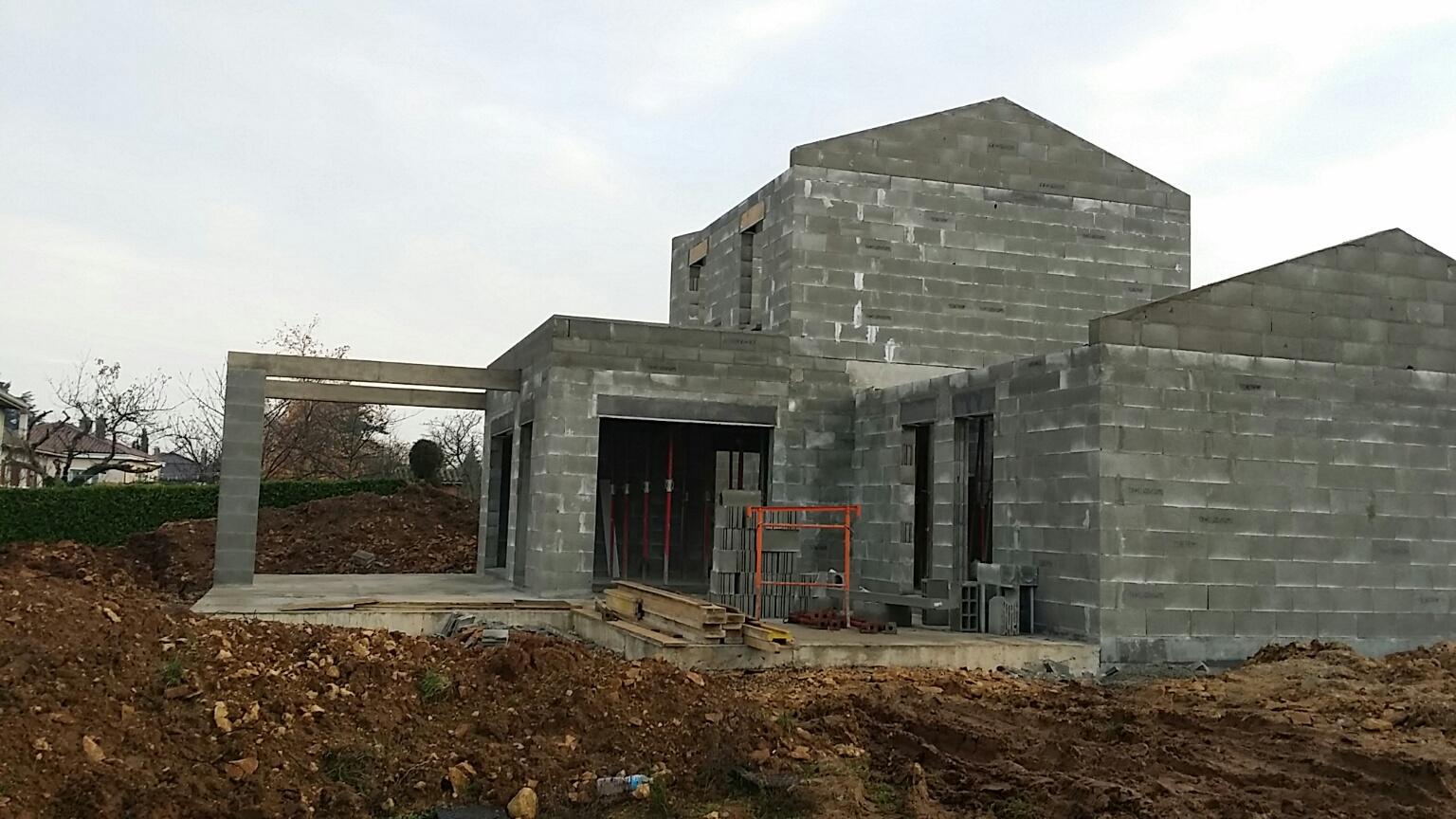 maison en construction 69