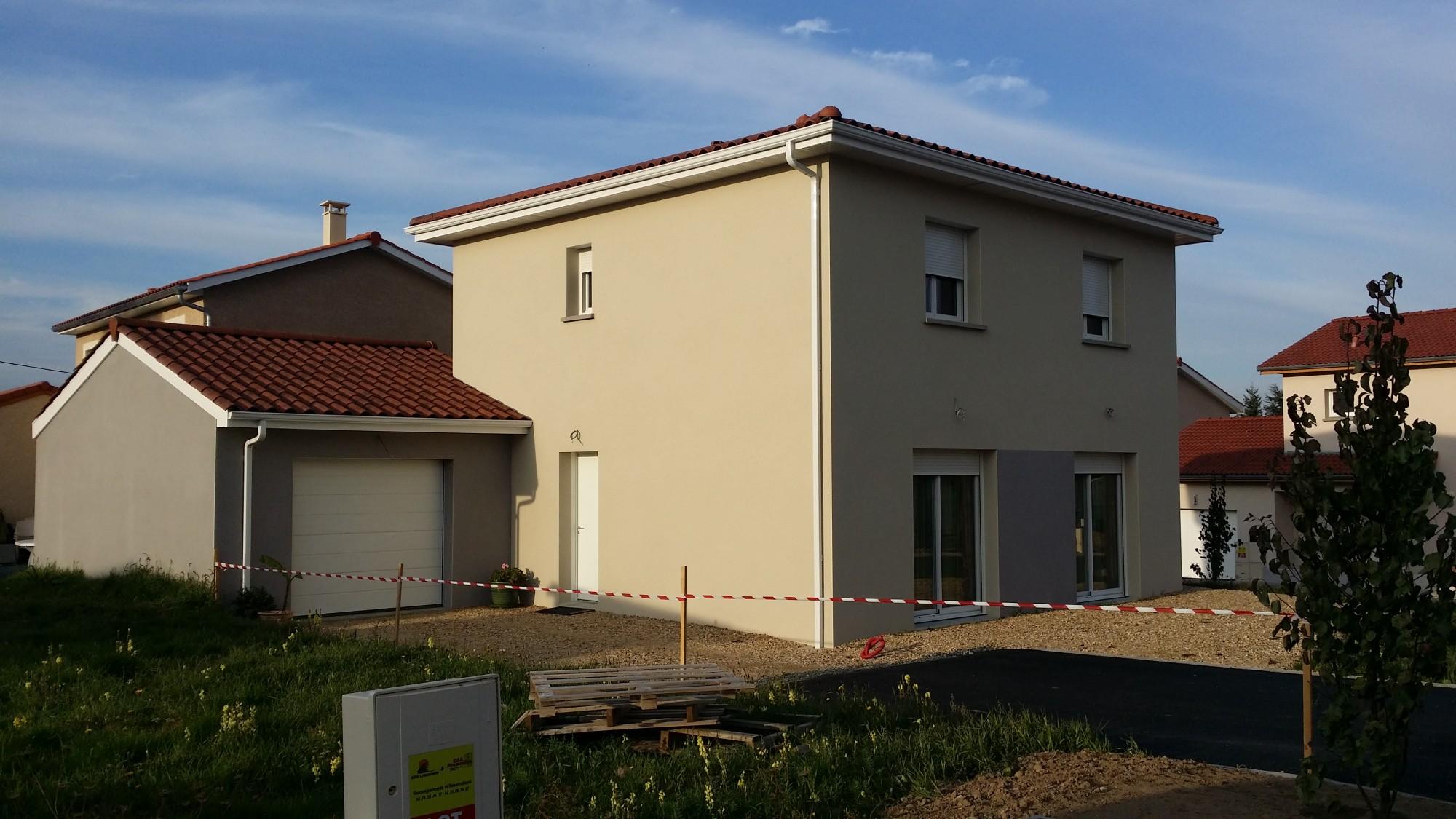 Cabinet d 39 architectes pour projet de construction avec for Site de construction de maison 3d