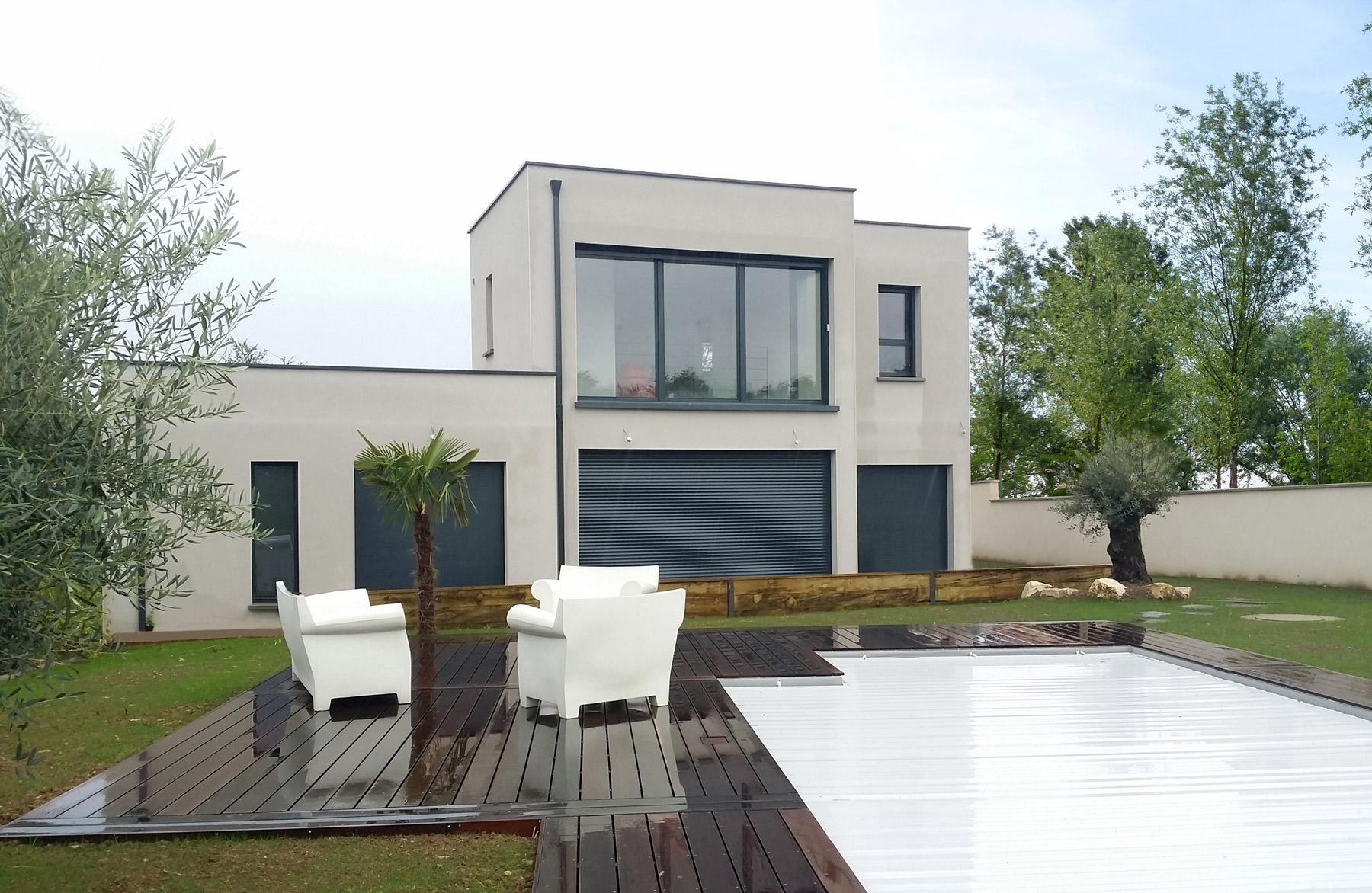Cabinet D Architectes Pour Realisation De Villa Style Architecte Macon 71 Concept Creation