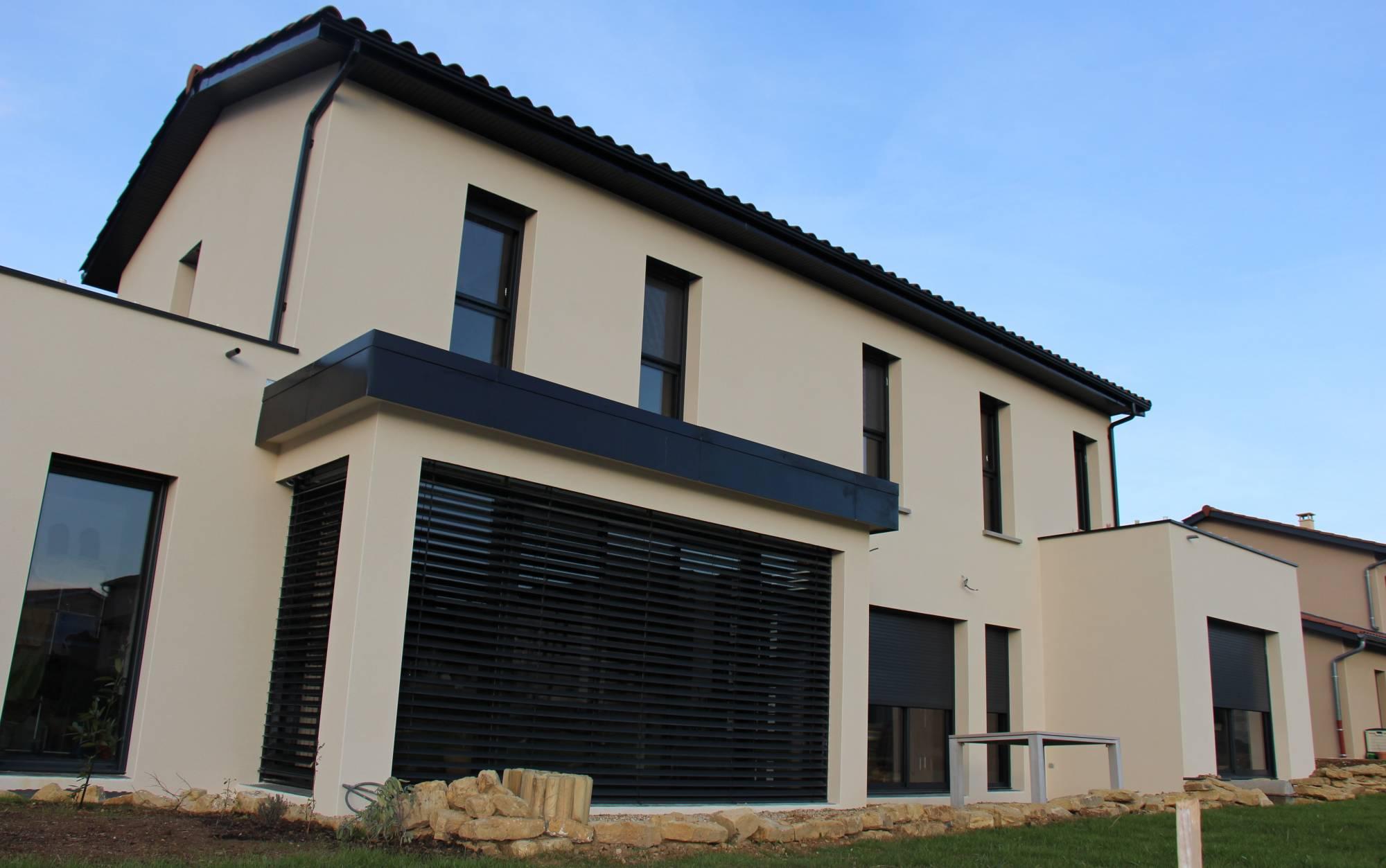 Devis Construction De Maison Sur Plan Rhone 69 Concept Creation