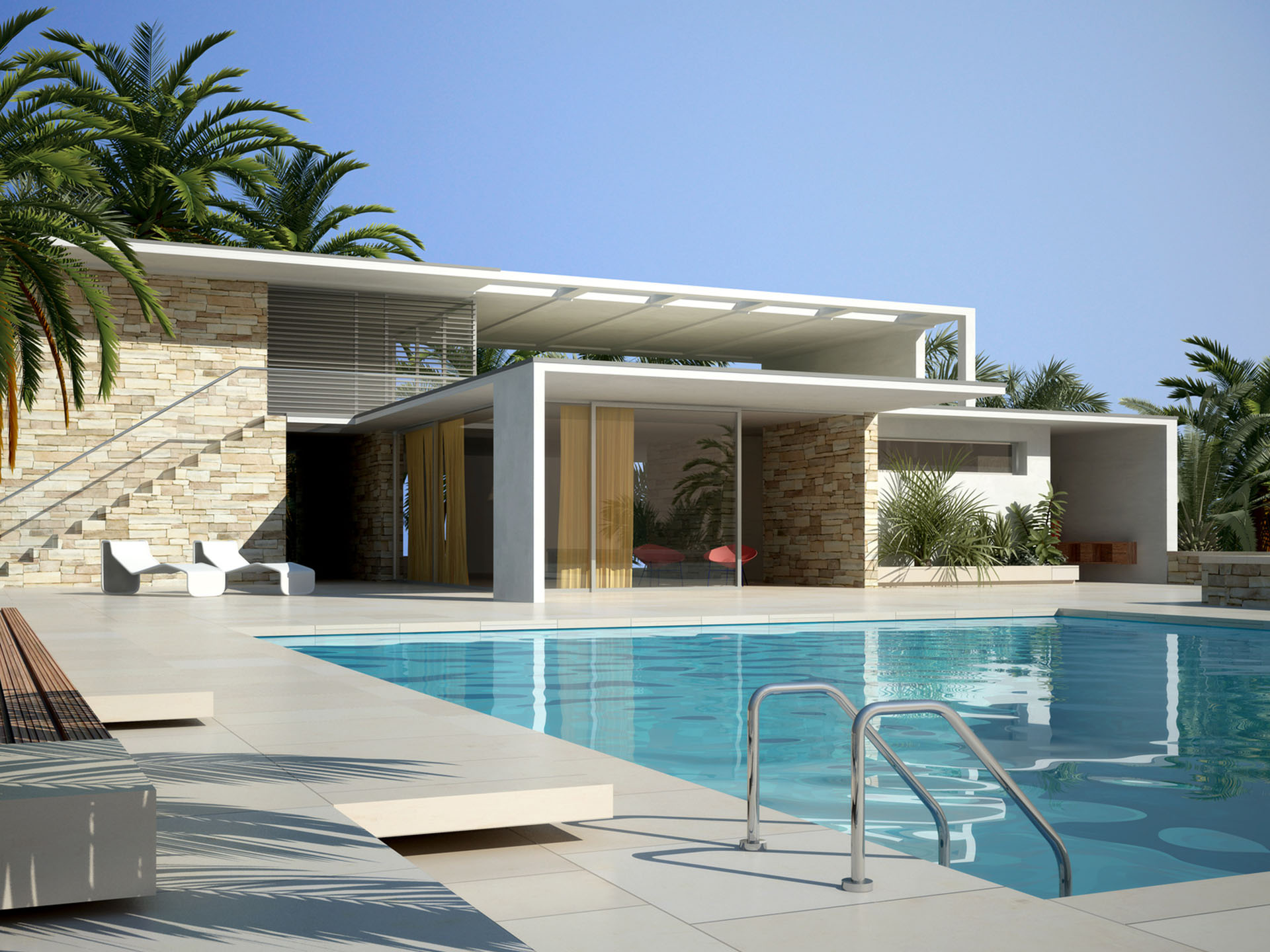 Construction de maisons contemporaines villefranche rh ne for Deco maison ultra moderne
