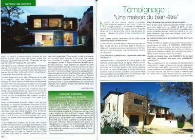 La presse parle de nous bureau d 39 tudes et architectes - Bureau de change villefranche sur saone ...