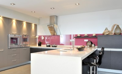 Cuisine moderne par architecte d'intérieur